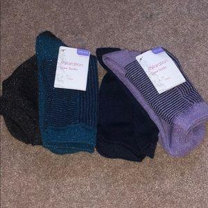 {xhilaration} NWT sock sets
